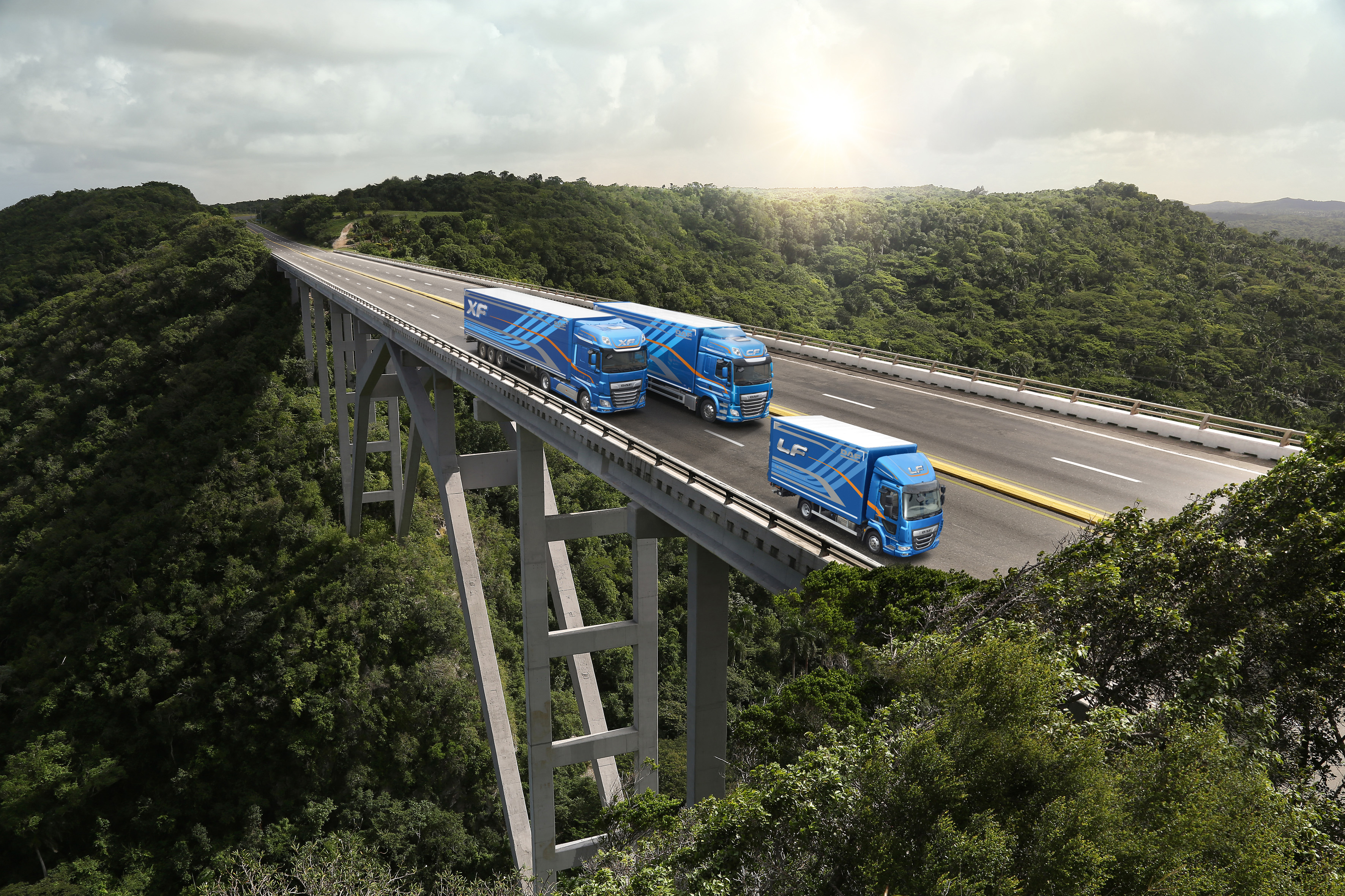 DAF proud campagne image