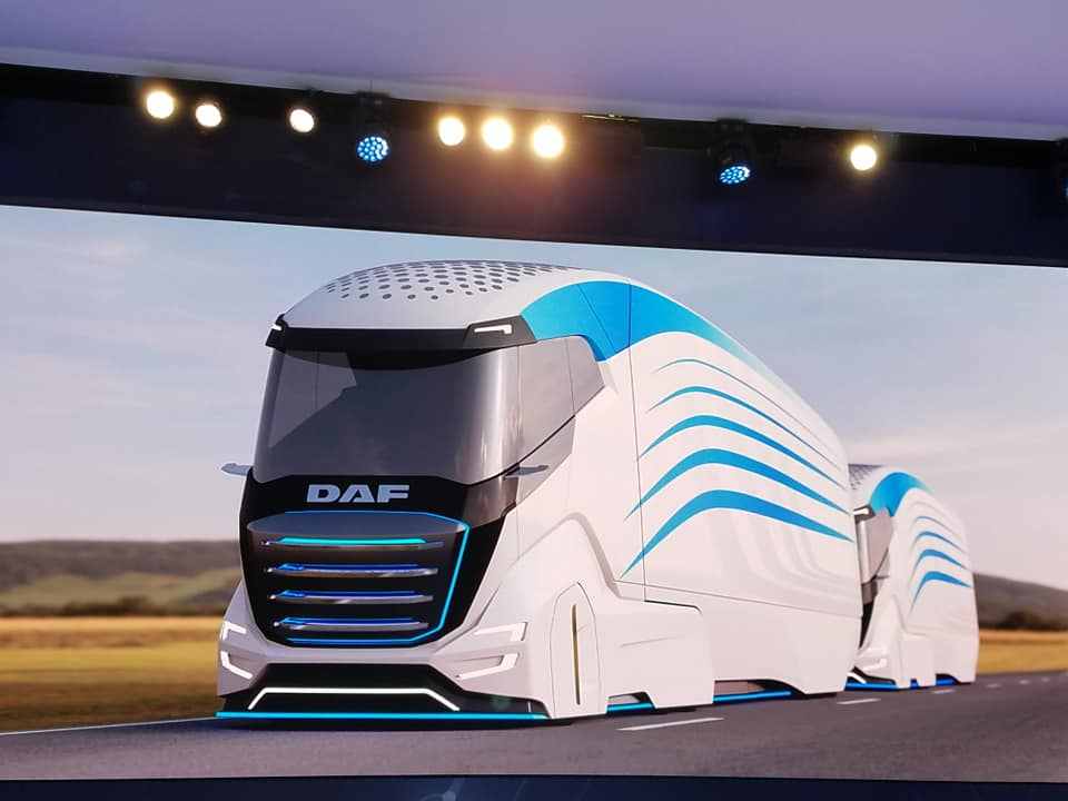 DAF New XF For Primafrio