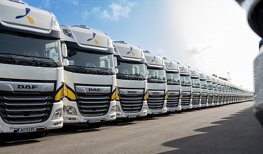 1300 DAF XF 480 SUPER SPACE CABS FOR PRIMAFRIO GROUP