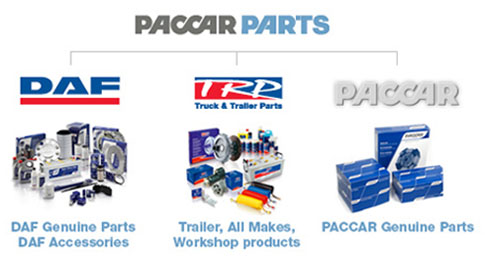 Colophone Brand Schedule PACCAR parts