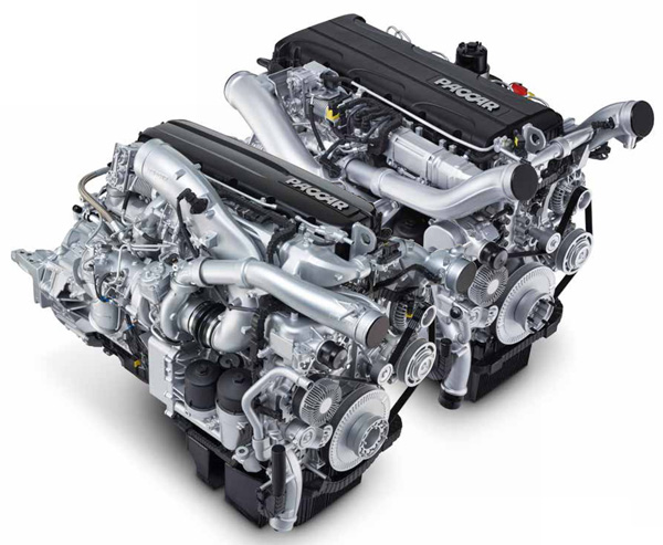 PACCAR MX engines