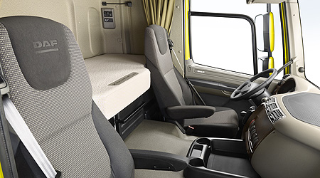 Interior | DAF Trucks Ukraine