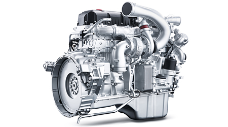 PACCAR MX Euro 5 engine