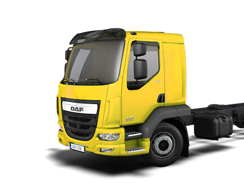 DAF-LF-46-sleeper-cab-corner-Yellow