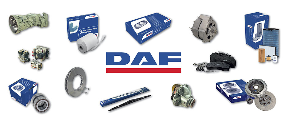 DAF Genuine Parts Compilation