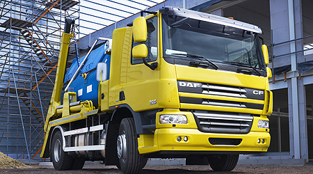 DAF CF series unbeatable